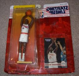 1994 - Kenner - Starting Lineup - New Edition - Dominique Wi