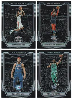 2018-19 Panini Obsidian Base Pick Any Complete Your Set