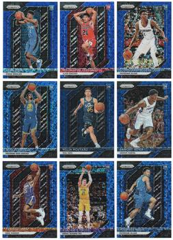 2018-19 Panini Prizm Prizms Fast Break Blue Rookie RC Only /