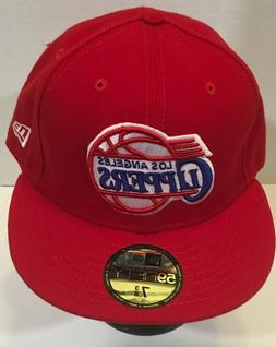 New Era 59Fifty Los Angeles Clippers Fitted Hats