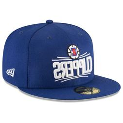 NEW ERA 59FIFTY Solid Team LA Los Angeles Clippers Fitted Ha