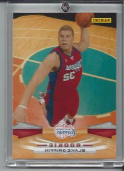 Blake Griffin RC 2009 Panini #301 Los Angeles Clippers
