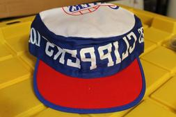 Clippers Los Angeles Basketball 1980's Rare Original Red Whi