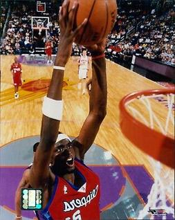 Darius Miles Los Angeles Clippers Licensed Unsigned Glossy 8