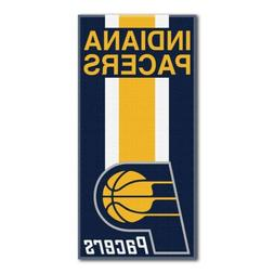 Indiana Pacers The Northwest Company Zone Read Beach Towel 3