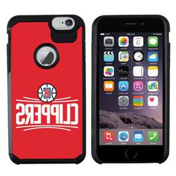 iPhone 8+/7* - Los Angeles Clippers Textured Phone