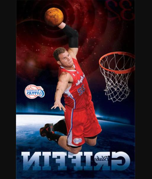 blake griffin los angeles clippers nba cool
