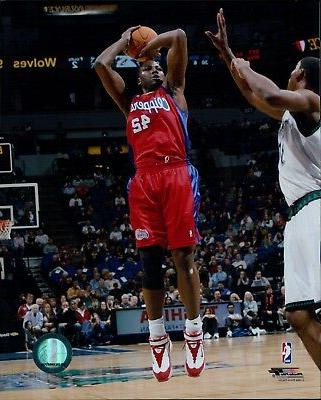 elton brand los angeles clippers nba licensed