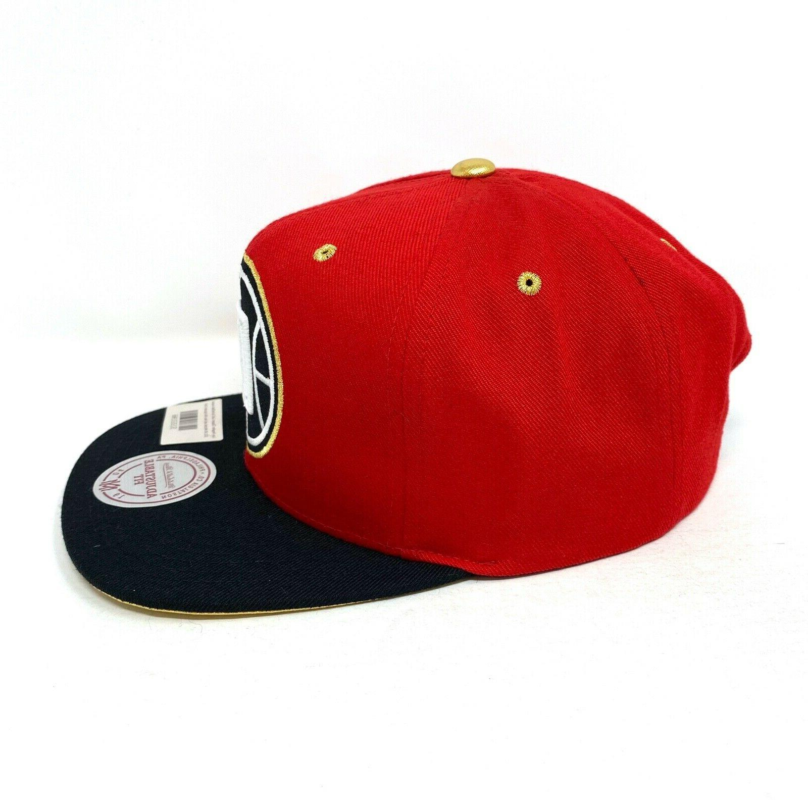 Los Angeles Clippers Mitchell & Ness Snapback E7