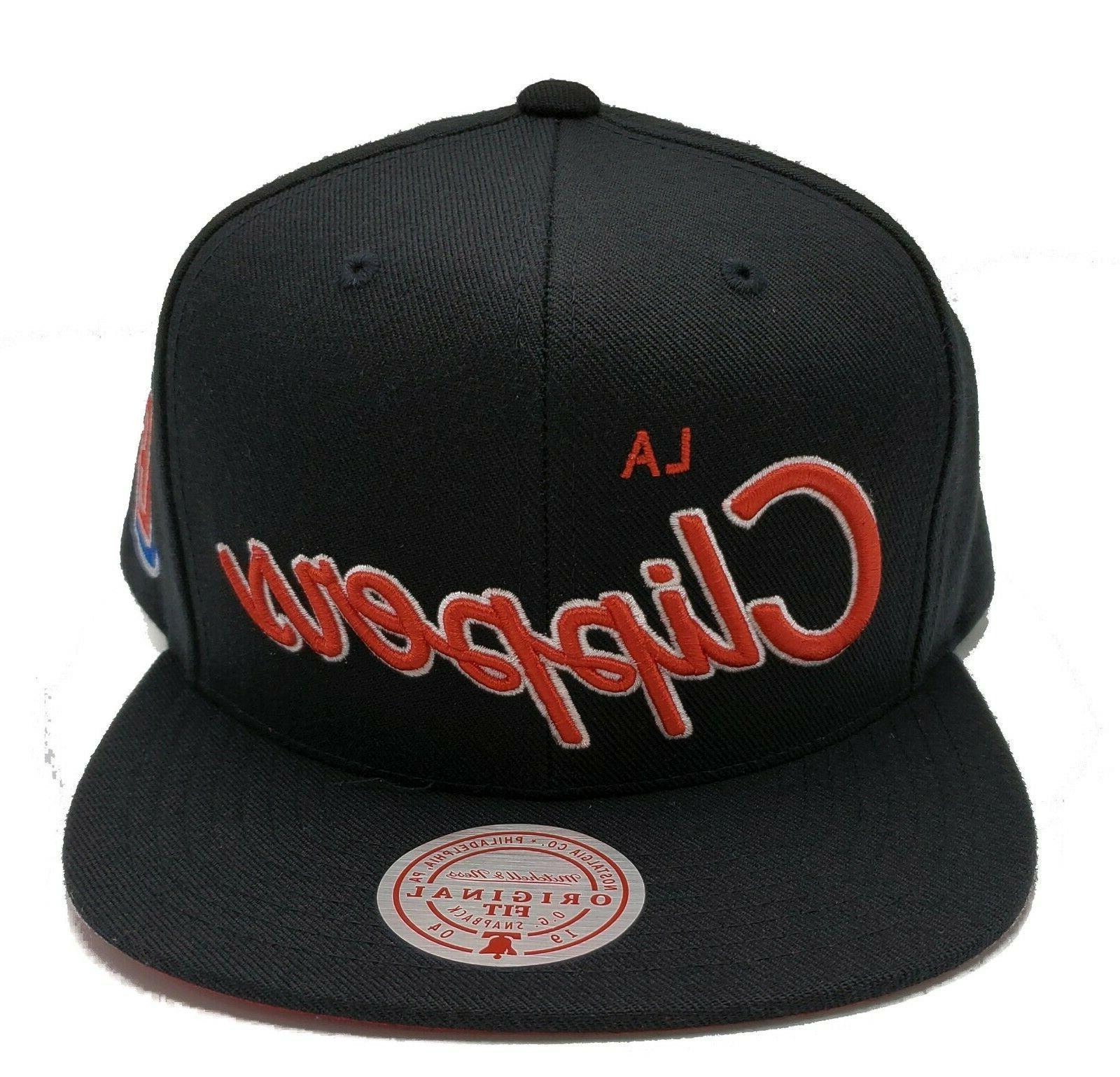 mitchell and ness los angeles clippers foundation