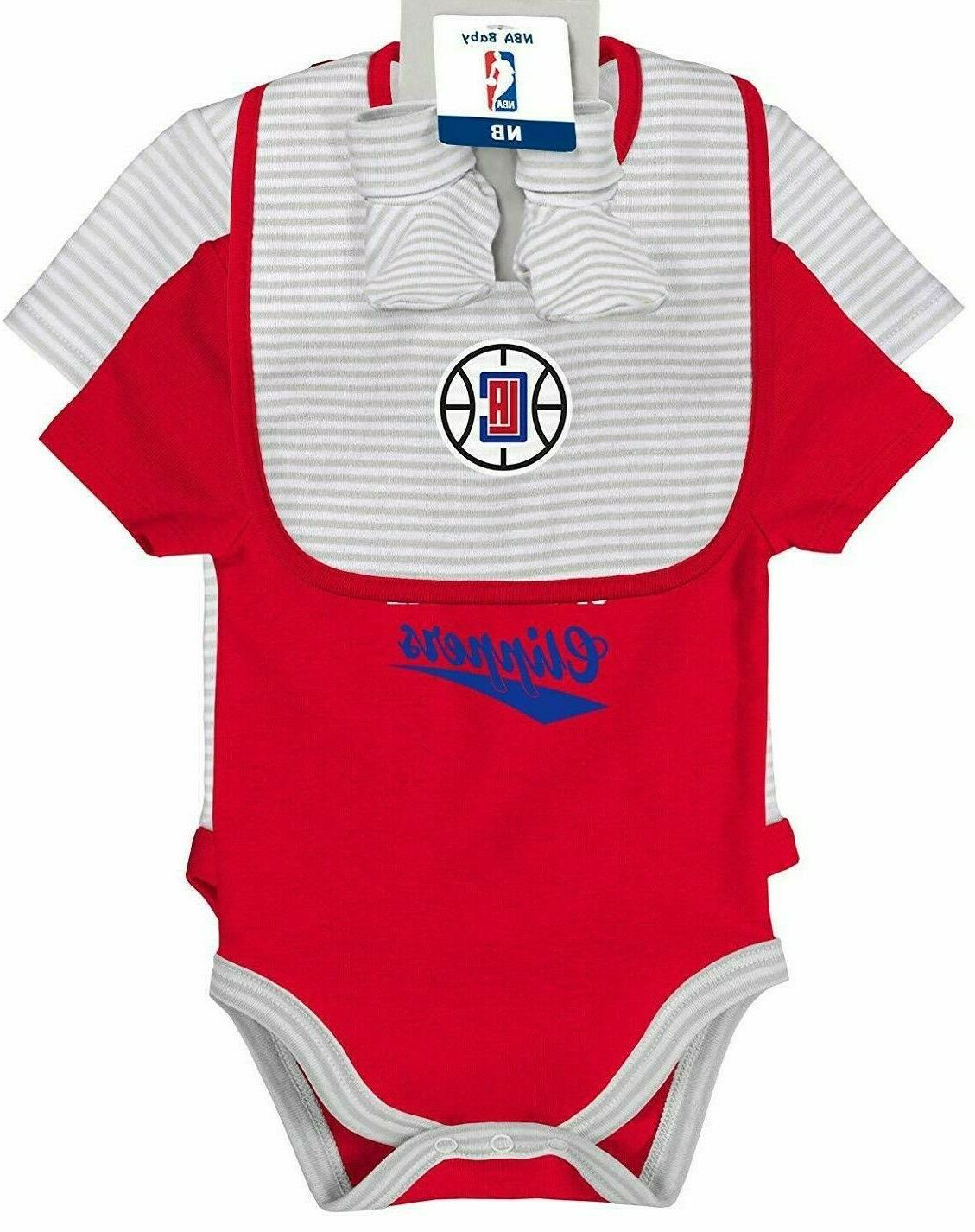 nba baby boy girl los angeles clippers