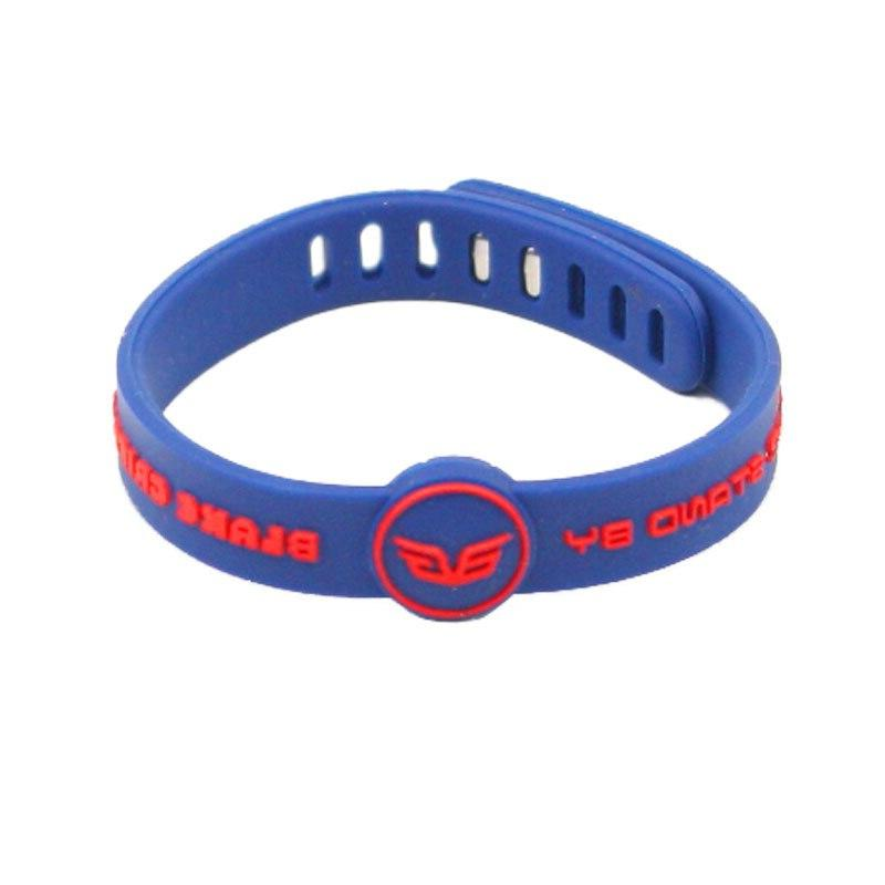 NBA 23 <font><b>Bracelet</b></font> 3 Packaged Shape of Sports Silicone Th