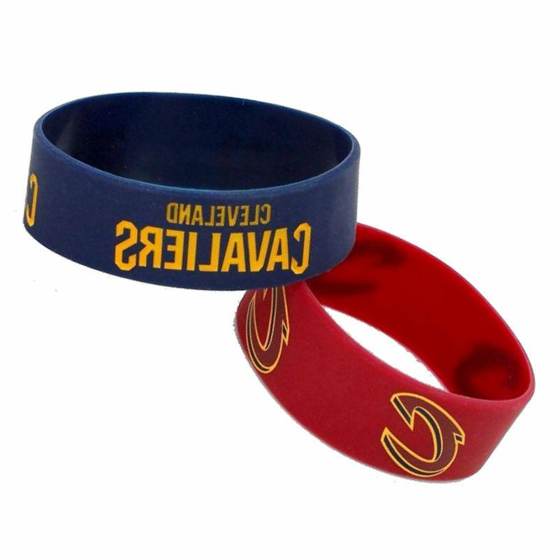 NBA rubber wrist fan silicone pack your