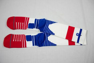 new los angeles clippers red white blue