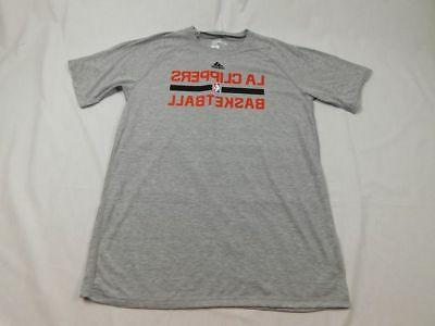 new los angeles clippers short sleeve shirt