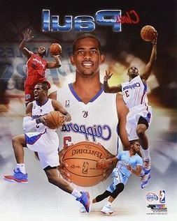 la los angeles clippers chris paul glossy
