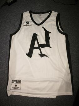 LOS ANGELES CLIPPERS 2020 Season Ticket Holder Gift Jersey M