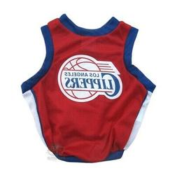Los Angeles Clippers Alternate Style Pet Jersey - Large