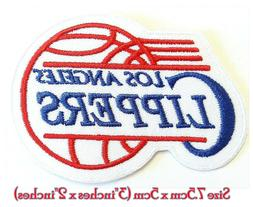 Los Angeles Clippers Basketball Sport Patch Logo Embroidery