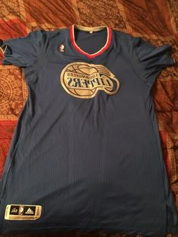 Los Angeles Clippers Christmas Jersey Shirt Size 5xl