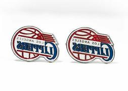 Los Angeles Clippers Cufflinks NBA Basketball