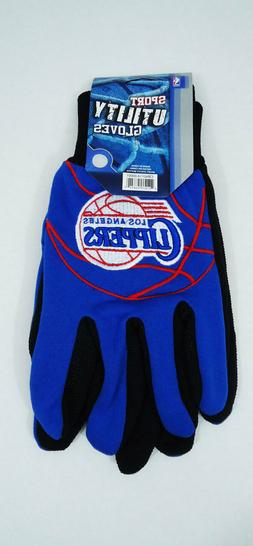 Los Angeles Clippers Gloves NBA Basketball LA New