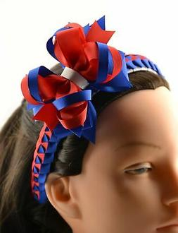 Los Angeles Clippers Hair Bow or Headband
