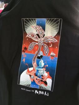 LOS ANGELES Clippers James Jean T-Shirt MENS XL LIMITED EDIT