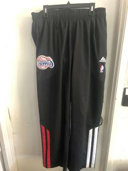 Los Angeles Clippers Men's Large Adidas Warm Up Pants Nba