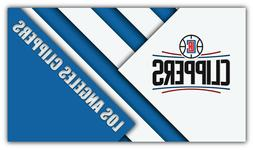 Los Angeles Clippers NBA Basketball Car Bumper Sticker Decal