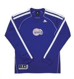 Los Angeles Clippers NBA Adidas Blue On Court Shooter Long S