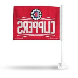 Los Angeles Clippers NBA Licensed 11X14 Window Mount 2-Sided
