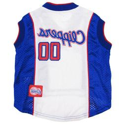 Los Angeles Clippers NBA Officially Licensed Dog Jersey Pet