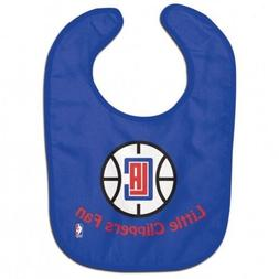 Los Angeles Clippers Official NBA Infant One Size Baby Bib A
