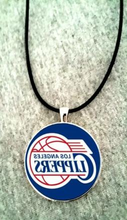 Los Angeles Clippers necklace