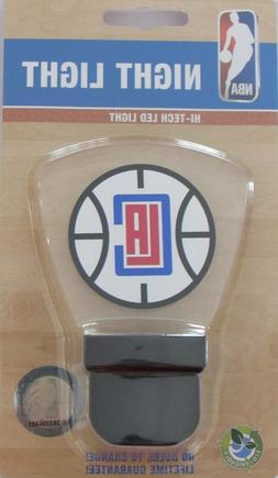 Los Angeles Clippers Night Light