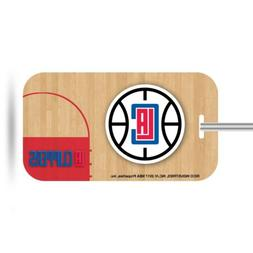 Los Angeles Clippers Plastic Luggage Tag Bag Identification