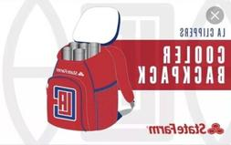Los Angeles Clippers Red Day Cooler Lunch Picnic Bag Pack Ba