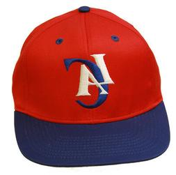 Los Angeles Clippers Snapback Adjustable Hat, Red/Blue + GT
