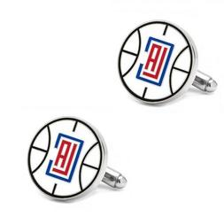 Los Angeles Clippers style Cuff links Best Man Groomsmen Wed