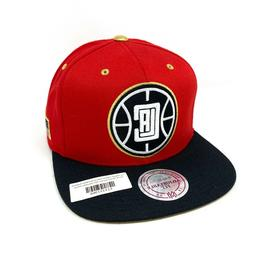 Los Angeles Clippers  Mitchell & Ness Snapback Hat E7