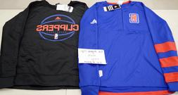adidas Men's Los Angeles Clippers On-Court Sample Apparel Lo