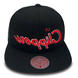 Mitchell & Ness Los Angeles Clippers Vintage Snapback Hat Ca