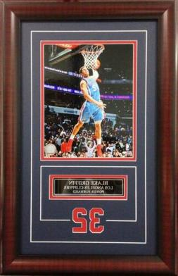 NBA Basketball Blake Griffin Los Angeles Clippers Deluxe Fra