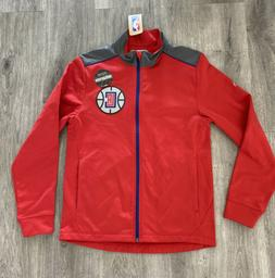 NBA Exclusive Collection Los Angeles Clippers Men's Zipper