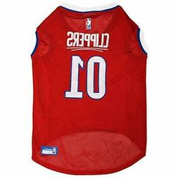 NBA LOS ANGELES CLIPPERS DOG Jersey X-Large - Tank Top Baske
