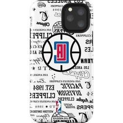 NBA Los Angeles Clippers iPhone 11 Pro Impact Case