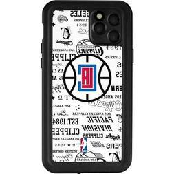 NBA Los Angeles Clippers iPhone 11 Pro Waterproof Case