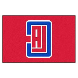 FANMATS NBA Los Angeles Clippers Nylon Face Starter Rug