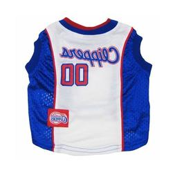 NBA Los Angeles Clippers Pet Dog Jersey Tank